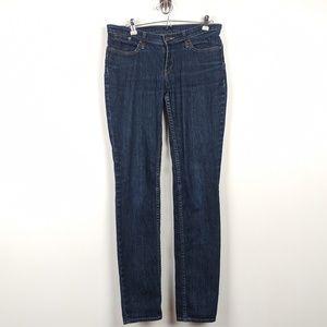 Banana Republic Dark Wash Skinny Jeans - Size 6